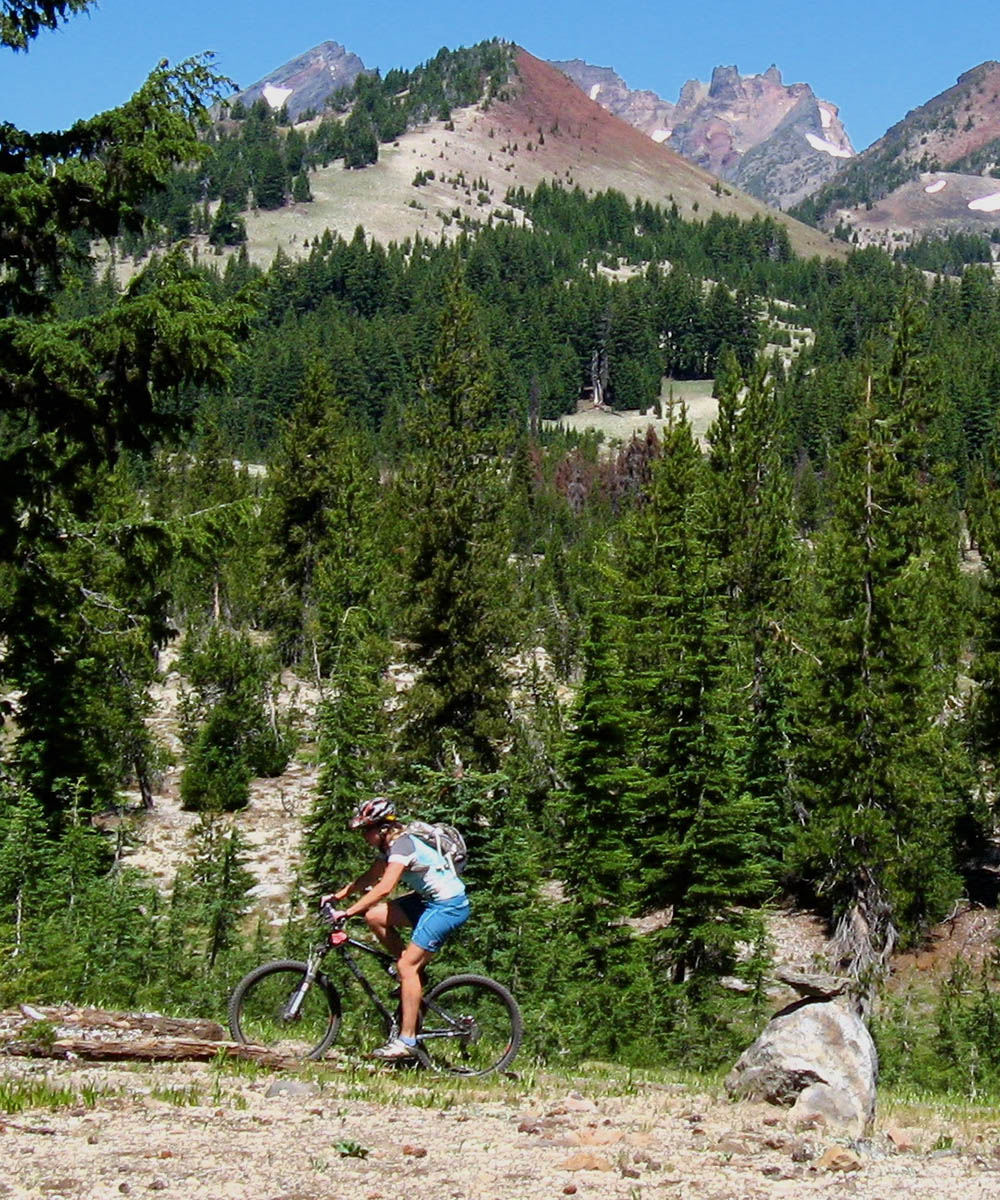 central oregon mountain biking