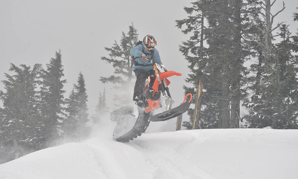 snowbike rentals sunriver