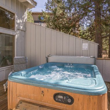 Balsam 4 hot tub