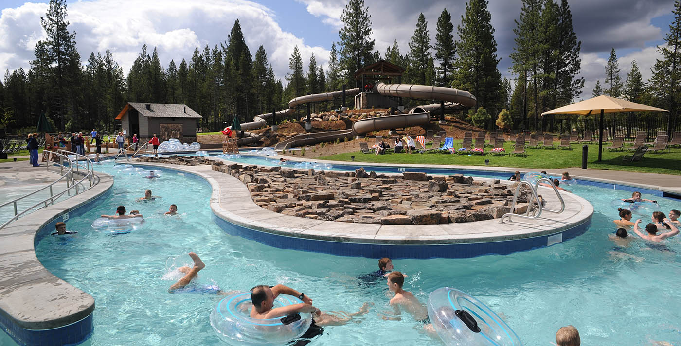 sunriver warm weather activities