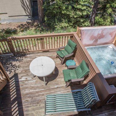 hot tub deck poplar 24
