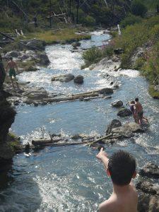 paulina plunge waterslides