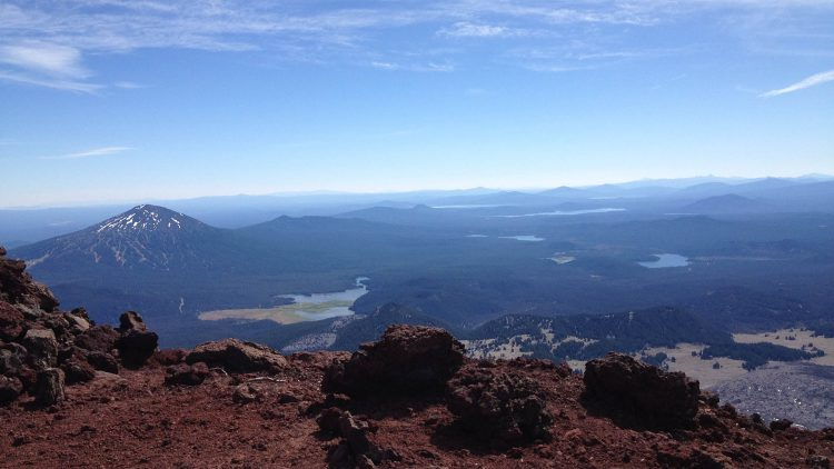Wilderness areas in Central Oregon