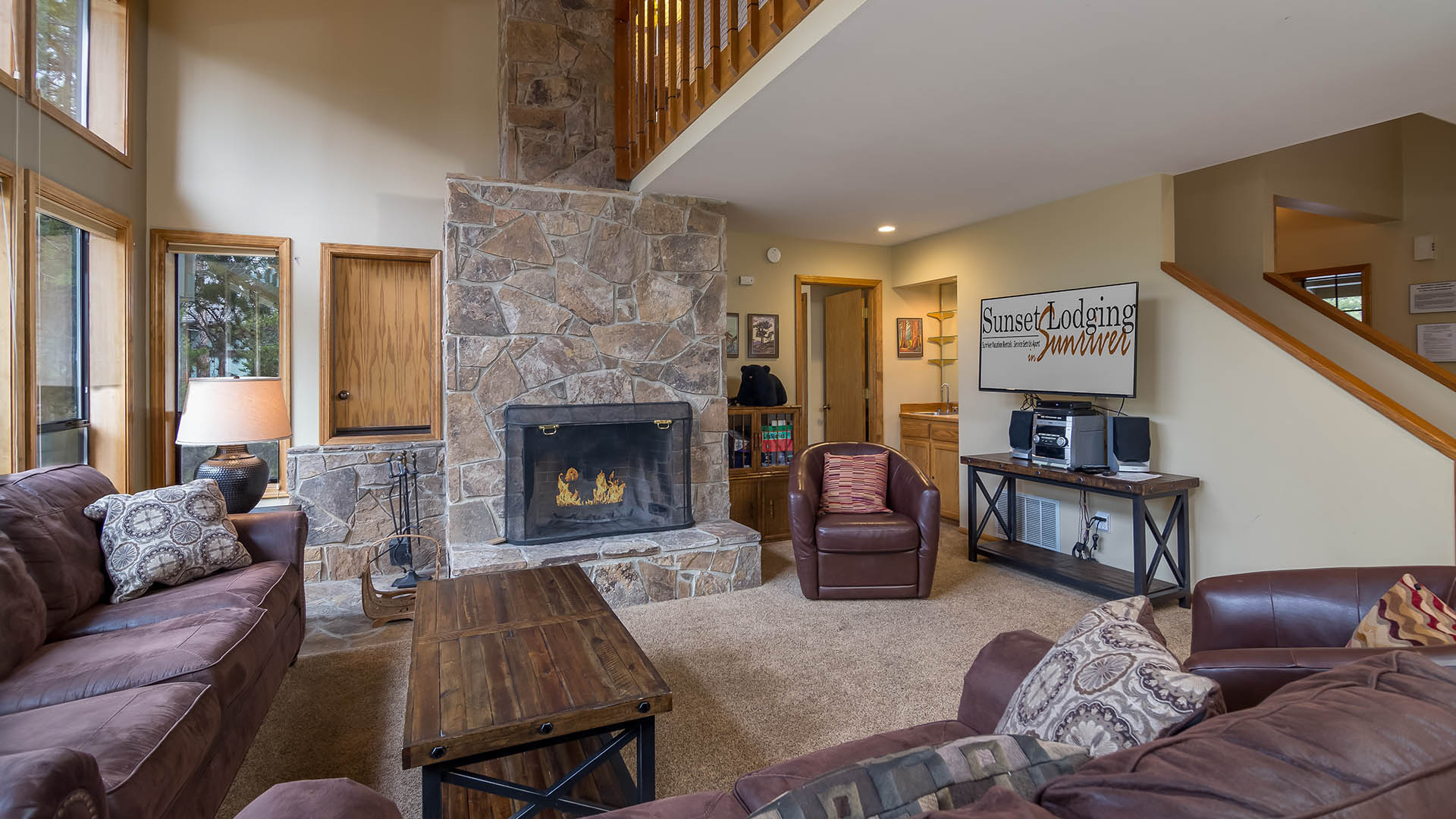 vacation home in Sunriver