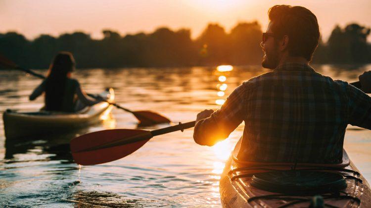 kayak rentals in Sunriver