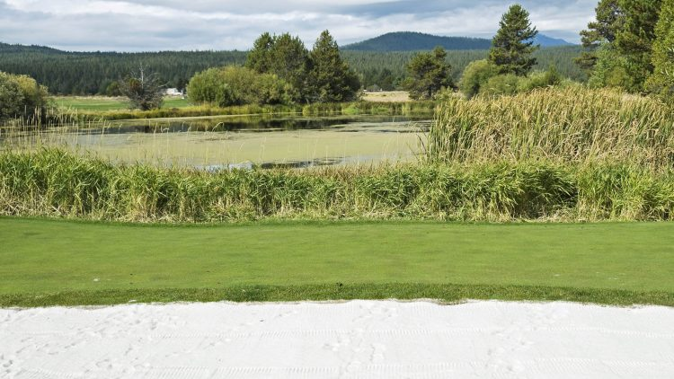 golf courses in Sunriver