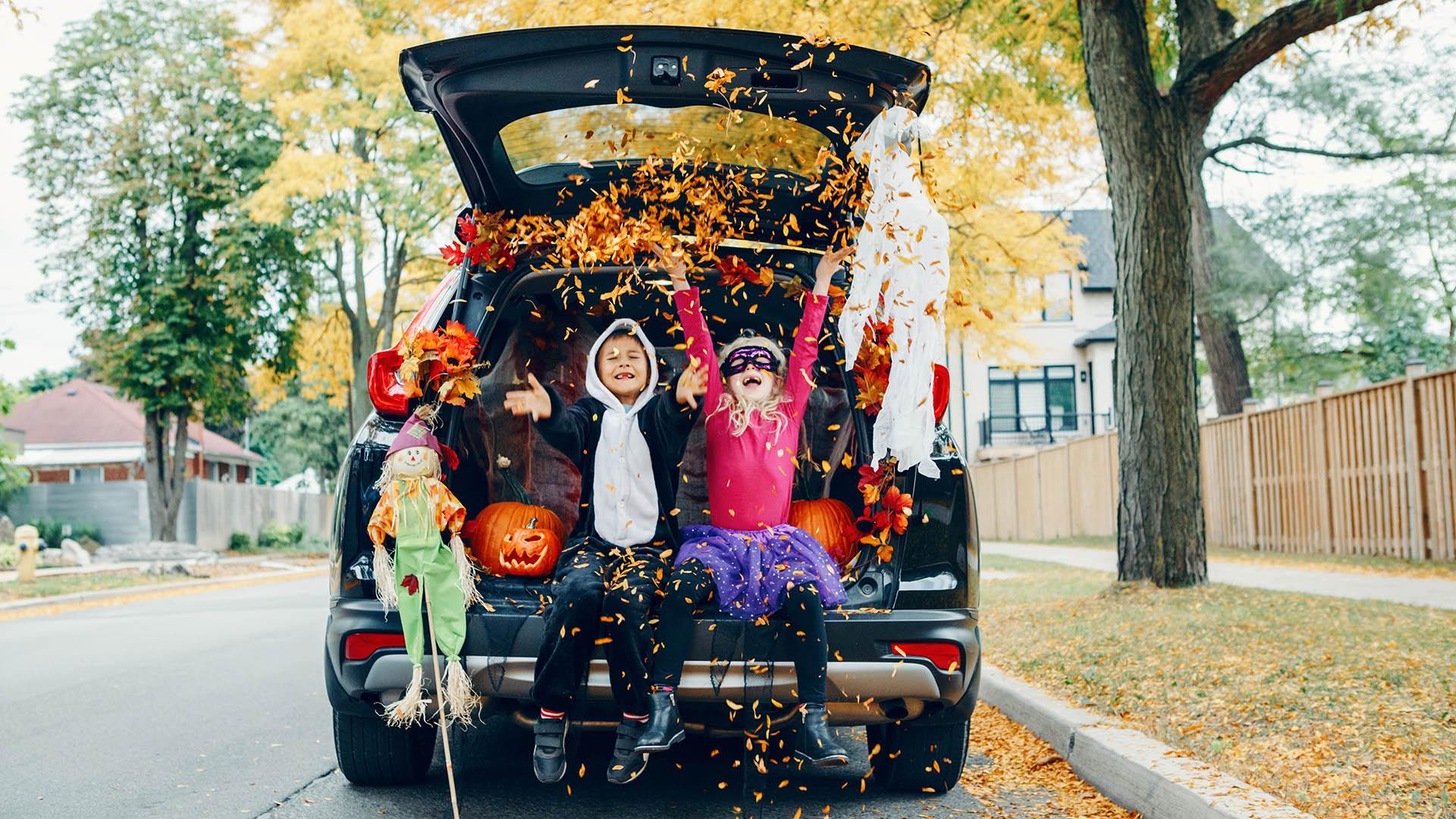 Halloween in Sunriver 2021